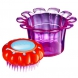 Расческа Tangle Teezer Magic Flowerpot Popping Purple
