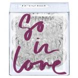 Резинка-браслет для волос Invisibobble So In Love Sparkling Clear